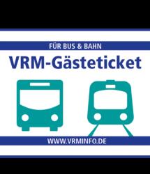 VRM Gaesteticket